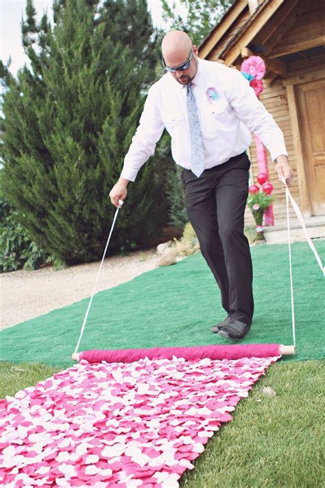 24 Best Images About Rose Petal Aisle Designs Wedding On