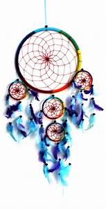 Attrape Reve Fille : attrape r ves arc en ciel grand 26 cm d coration attrape r ves arc en ciel fantastique ~ Teatrodelosmanantiales.com Idées de Décoration