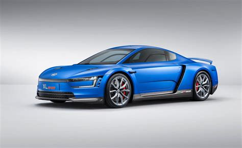 Volkswagen Xl1 Sports : Vw Xl1 Sport With A Ducati Engine