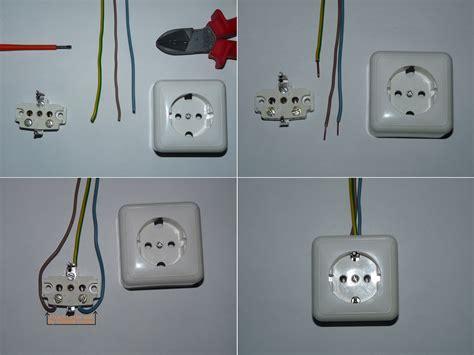file exle of schuko wiring jpg wikimedia commons