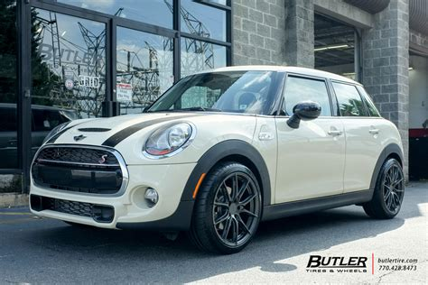 mini cooper    tsw sprint wheels exclusively