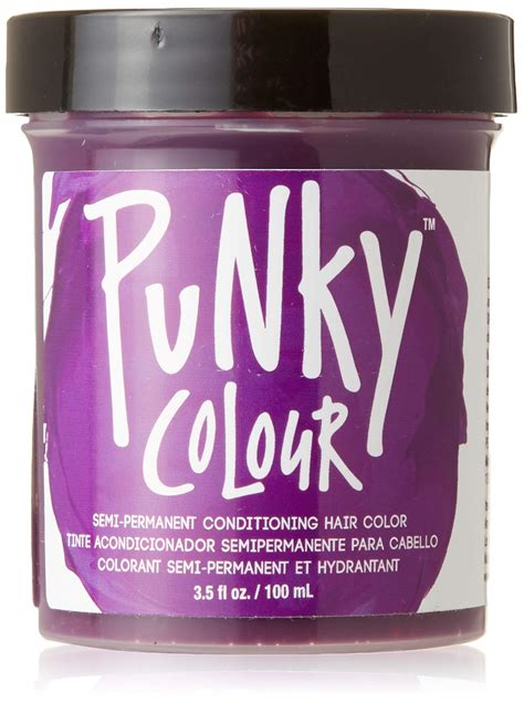 Amazon.com : Jerome Russell Punky Colour Cream Violet - 3