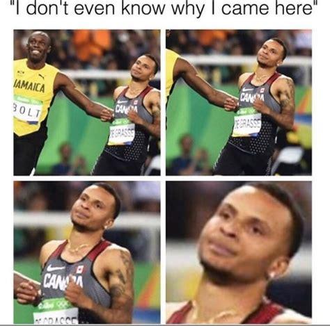 Olympic Memes - rio 2016 olympics the best memes as usain bolt beats justin gatlin to win 100m gold metro news
