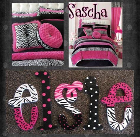 Zebra Wall Decor Bedroom by Zebra Print Bedroom Ideas Pink And Black Wall Princess