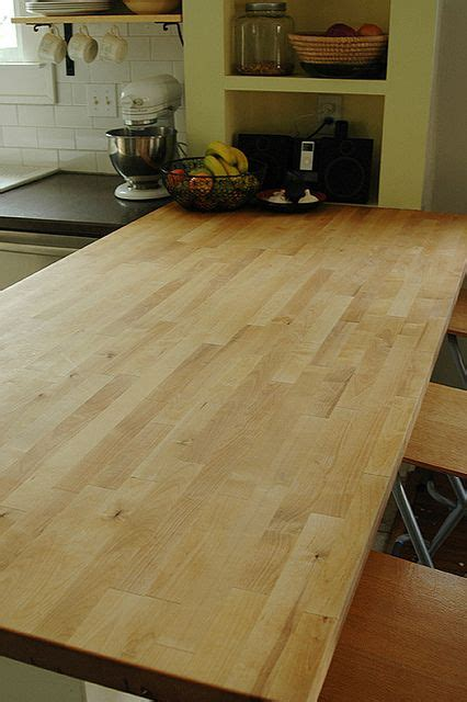 cost of butcher block countertops 80 best low cost kitchen makeovers updates images on