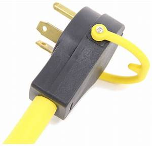 Arcon Rv Power Cord Adapter W   Folding Handle - 110v
