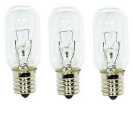 General Electric Light Bulbs by Edgewater Parts Wb02x4253 Light Bulbs 3 Pk For General