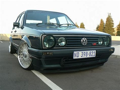 volkswagen golf modified modified vw golf mk1 2000 character development