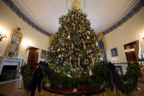 los arbolitos de navidad de la casa blanca fotos huffpost