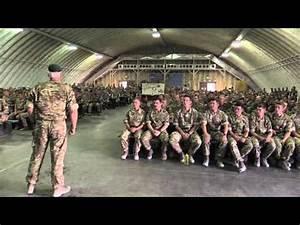 Royal Marines mark Her Majesty's Longest Reign - YouTube