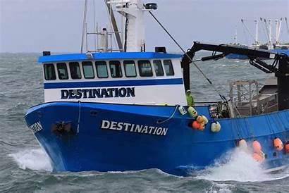 Destination Fishing Sea Bering Boat Vessel Crew