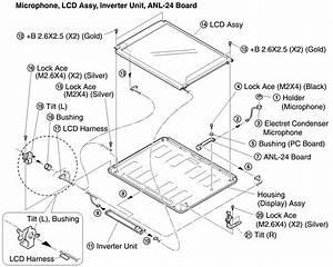 Sony Vaio - Pcg-sr33 - Pcg-sr33k - Pcg-sr27