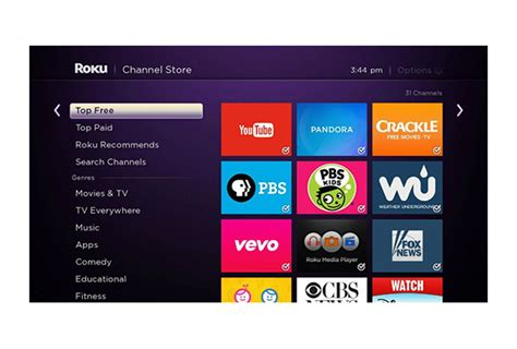 New Year, New Free Channels In The Roku Channel Store