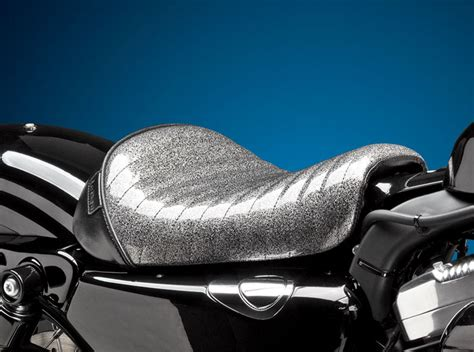 Harley Sportster Seats For Forty-eight Models By Lepera