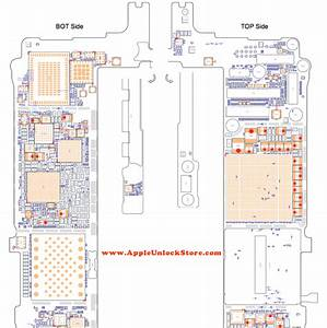 Appleunlockstore    Phones    Iphone 6s Plus Circuit Diagram Service Manual Schematic  U0421 U0445 U0435 U043c U0430