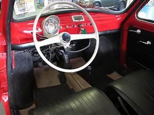 Fiat 500 Interieur : fiat 500 klassiekerweb ~ Gottalentnigeria.com Avis de Voitures