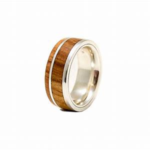 odd dual band wild olivewood free shipping wooden With mens wedding rings south africa