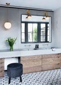 diy bathroom shower ideas tendance sol salle de bain carreaux de ciment frenchyfancy 5 frenchy fancy