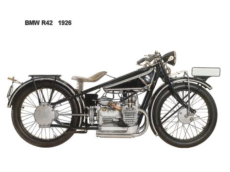 Bmw Motorcycles History Since 1920s