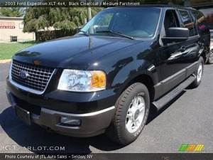 Black Clearcoat - 2003 Ford Expedition Xlt 4x4