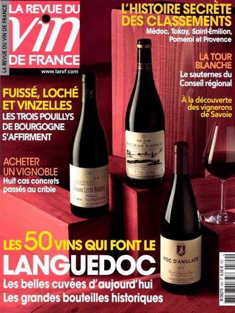cuisine et vins de abonnement abonnement la revue du vin de toutabo belgique