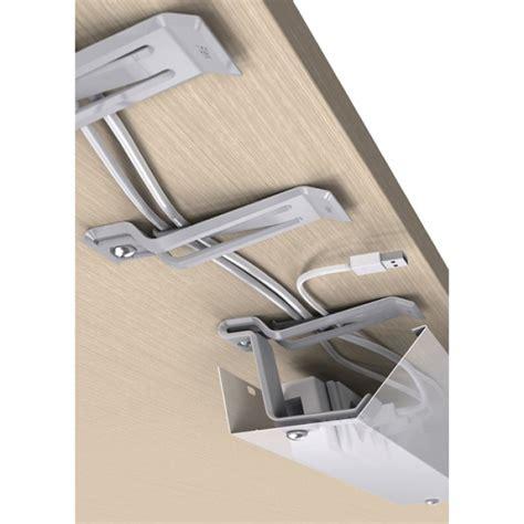 cache cable pour bureau kit goulotte métallique kit goulotte de bureau goulotte