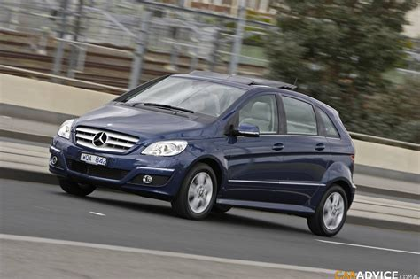 Mercedes B Class Picture by 2009 Mercedes B Class Range Photos Caradvice