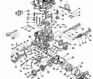 Ajuste De Motor  Despiece Carburador Weber 32