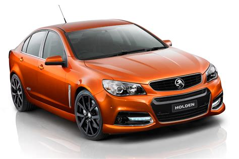 holden car chevrolet ss previewed by holden vf commodore ss v show