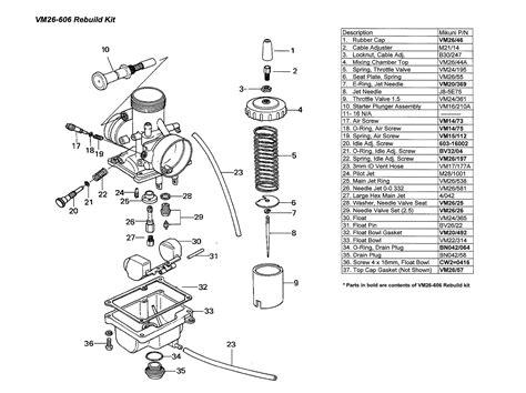 Mikuni Carburetor Tuning And Maintaince