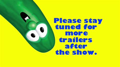 Please Stay Tuned For More Trailers After The Show. (1999