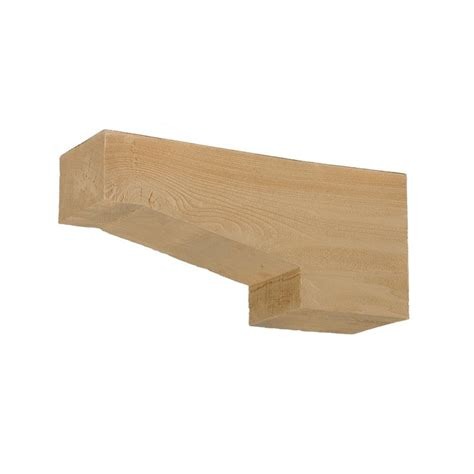 Fypon Corbels by Fypon 3 1 4 In X 16 In X 7 1 4 In Polyurethane Timber