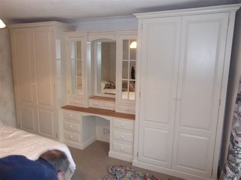 Dressing Room Cupboards by Wardrobe With Dressing Table Bedroom Ideas Wardrobe
