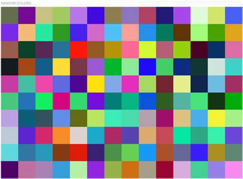 random color easily find hex code for color shades with 0to255 hongkiat