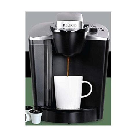 This is the cuisinart 12 cup coffee maker and single serve brewer which comes in stainless steel. Commercial Grade Gourmet Small-Office Brewer B145   Keurig ...