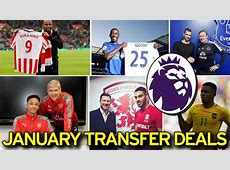 Premier League transfers Each and every done deal from