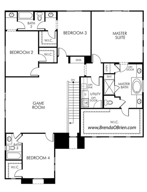 meritage homes floor plans az meratige rancho vistoso floor plan coronado model