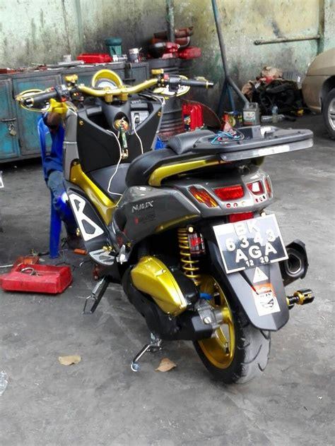 Modif Warna Nmax by Ide 51 Modifikasi Motor Yamaha Nmax 150cc Terupdate