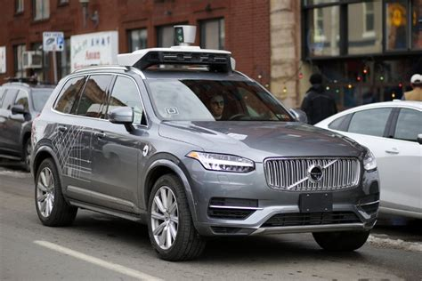 Uber Strikes Deal With Volvo To Bring Selfdriving Cars To