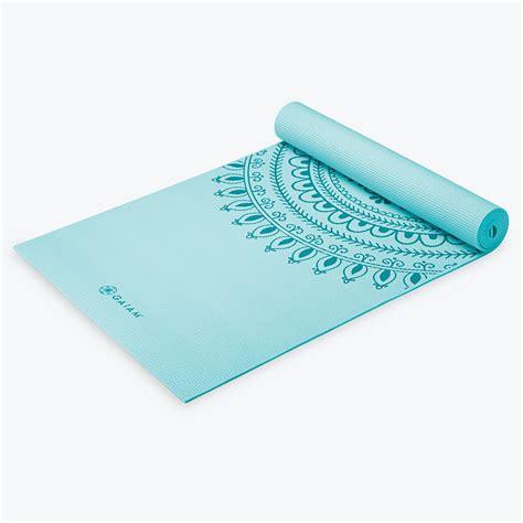 you and the mat gaiam print premium marrakesh mat 5 mm mandala