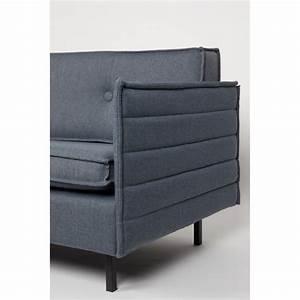canape 3 places tissu jaey zuiver With tapis de souris personnalisé avec canapé 3 personnes
