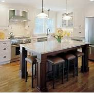 Minimalis Large Kitchen Islands With Seating Gallery Large Kitchen Islands With Seating For Six Option 7 Table End