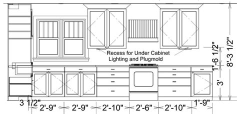kitchen cabinet design drawing drawing cabinet plans information 5228