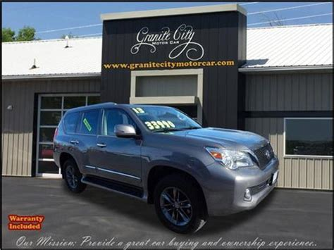 granite city motor car  cars saint cloud mn dealer