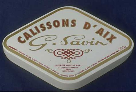 cuisine calisson calisson d 39 aix special provence food dishes by provence