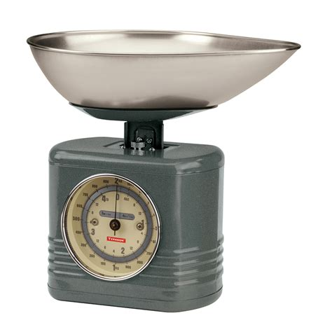 vintage kitchen scale typhoon traditional vintage kitchen scales 2kg in