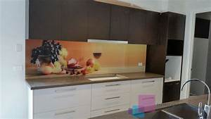 printed glass splashbacks for kitchens home design With kitchen colors with white cabinets with nyc sticker printing