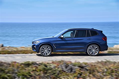2018 bmw x3 review shifting the center of gravity motor trend