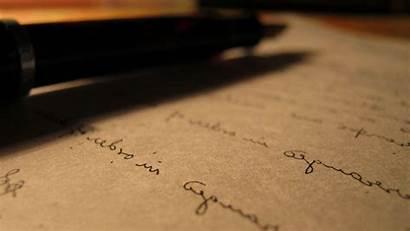 Letter Handwritten Wallpapers Writing Px Walldevil Bsnscb
