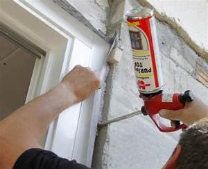 Fensterrahmen Abdichten Innen : der fenster wandanschluss wichtig f r die energieeffizienz ~ Orissabook.com Haus und Dekorationen